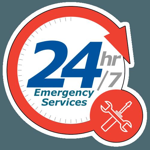 24-hour emergency AC service