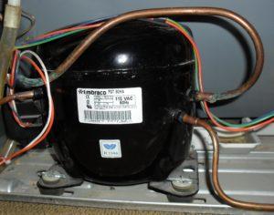 AC compressor service in Dubai