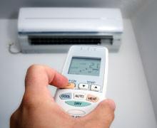 AC remote control repair