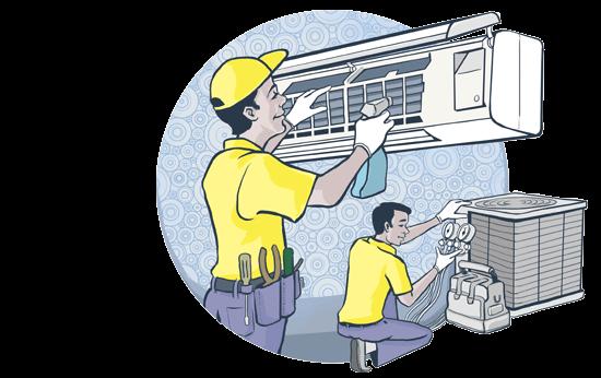 AC repairing service1