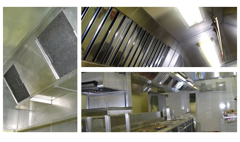 Kitchen duct cleaning dubai 058 1873003 ac repairs in for Kitchen companies dubai