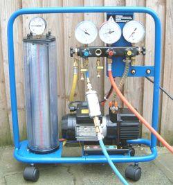 Ac Gas Charging Service In Dubai