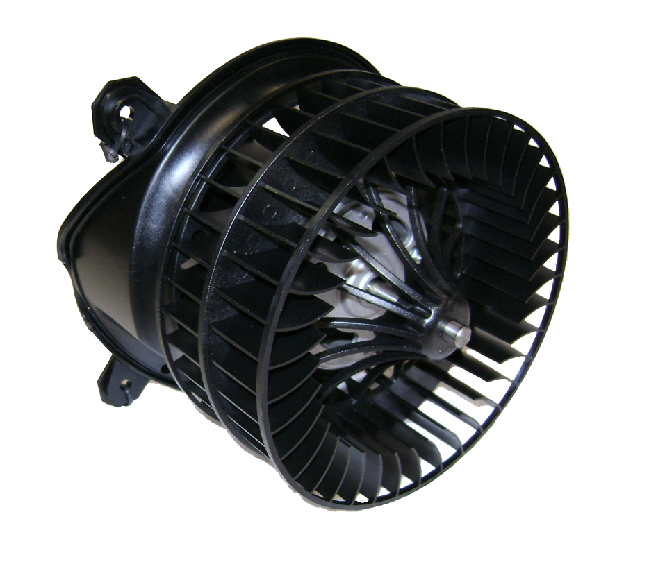 AC blower motor replacement1