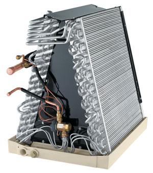 AC coil leak repair
