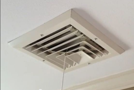 Central AC system repair