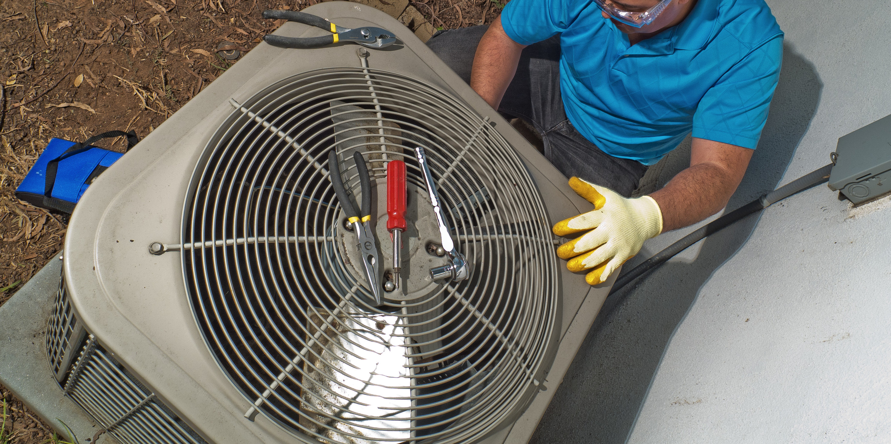 AC Unit Repairing Services