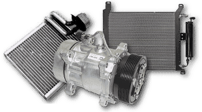 AC Compressor Replacement