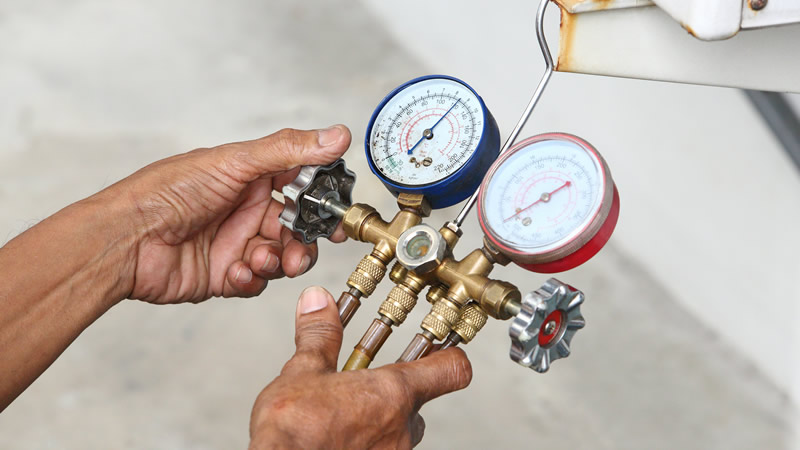 AC Gas Refilling Dubai