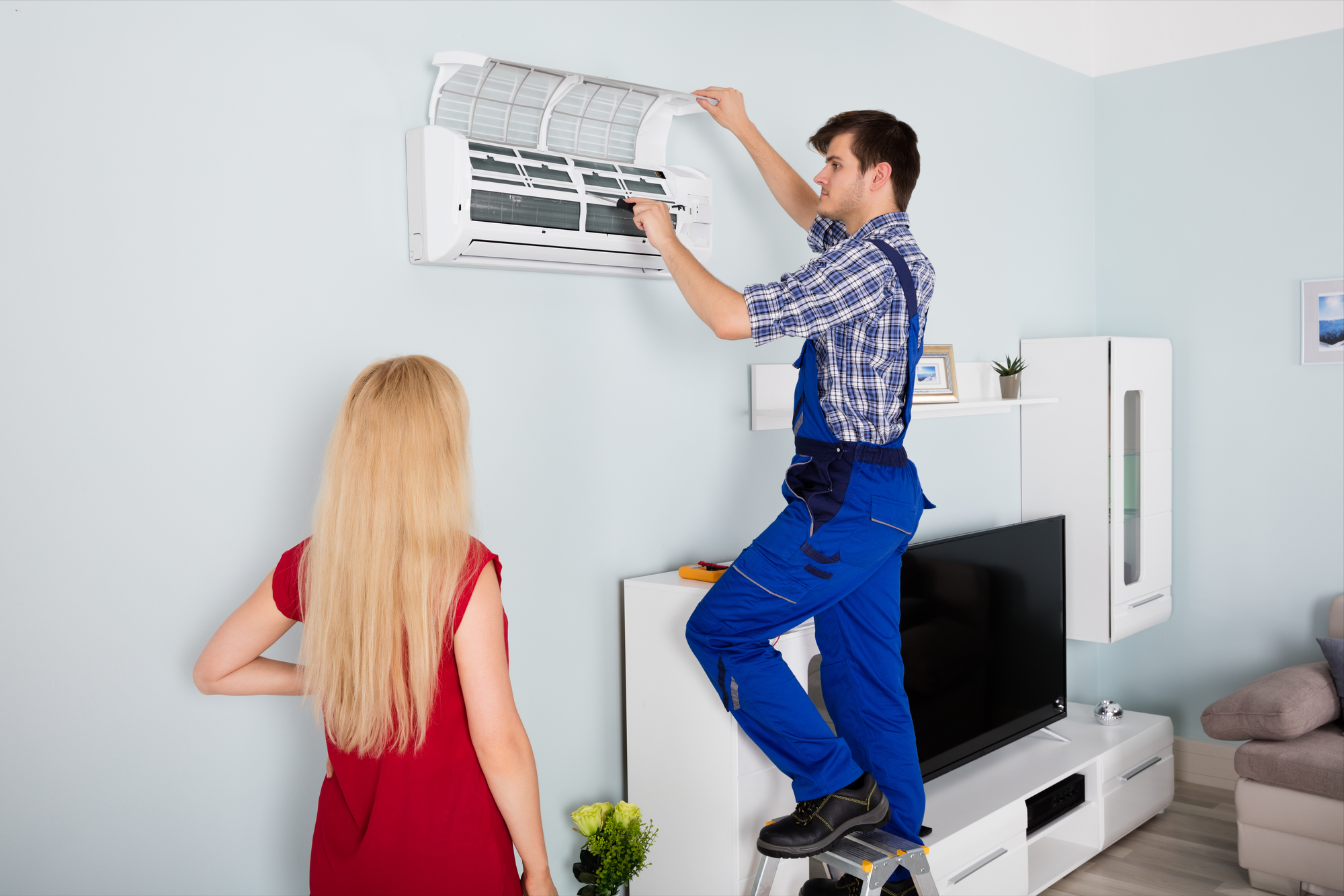 Faulty Air Conditioner Repair
